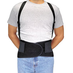 Allegro Medium Economy Back Support Belt