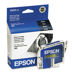 Epson Print Cartridge - 1 x Black - 628 Pages