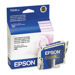 Epson Print Cartridge - 1 x Light Magenta - 440 Pages