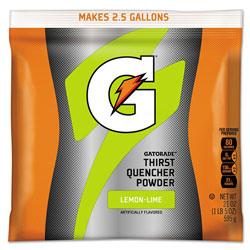 Gatorade Original Powdered Drink Mix, Lemon-Lime, 21oz Packet, 32/Carton