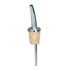 Spill-Stop Manufacturing Company Medium Chrome Tapered Pourer