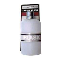 Franmara 10 Ounce Carded Plastic Flask