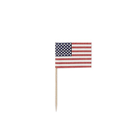 WESCO American Flag Pick