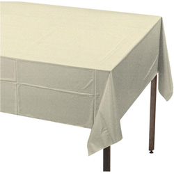 Creative Converting Tablecover Ivory 54 in x 108 in