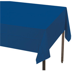 Creative Converting Tablecover Navy 54 in x 108 in