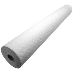 "Paterson Pacific Parch Co Parch 1421000 White Paper Tablecover Roll, 40"" x 300'"