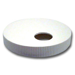 Tablecraft Plastic Bottle Cap with 110 Millimeter Hole
