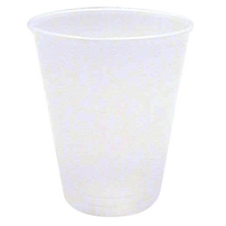 Carthage Cup 9 Oz Cold Plastic Cups, Clear, Pack of 2500