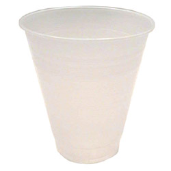Carthage Cup 16 Oz Cold Plastic Cups, Clear, Pack of 1000
