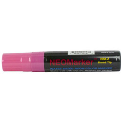 R&T Enterprises Pink Neomarker with a Wide Tip