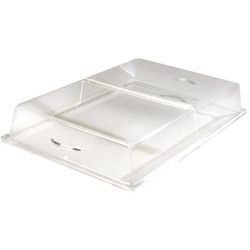 Carlisle Foodservice Products SC26 26 x 18 x 4 Hinged Pastry Cover