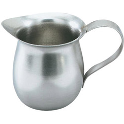 The Vollrath Company 3 Ounce Stainless Steel Bell Creamer