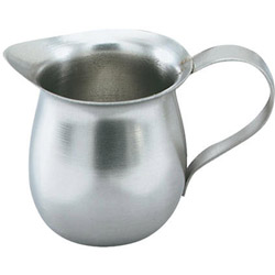 The Vollrath Company 5 Ounce Stainless Steel Bell Creamer