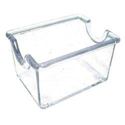 Gessner Clear Sugar Caddy