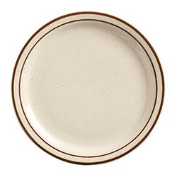 World Tableware Plate, Desert Sand, 10 1/2 in