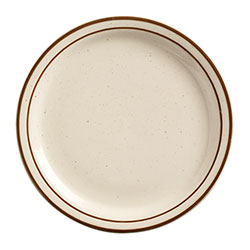 World Tableware Plate, Desert Sand, 9 in