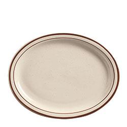 World Tableware Desert Sand Platter 13 1/2 in
