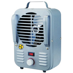 Airmaster Portable Electric Heater, 5120 BTU