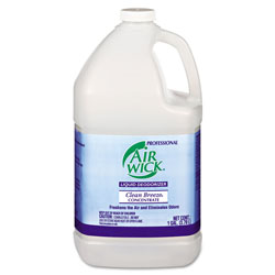 Air Wick Professional by Wizard Liquid Deodorizer Gallon Bottle