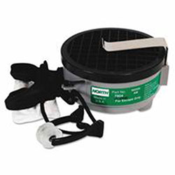 North Safety Products Emergency Escape Mouthbit Respirator