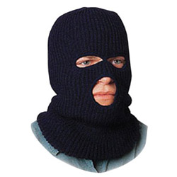 North Safety Products Balaclava-100% Stretch Nylon Winter Liner -fire