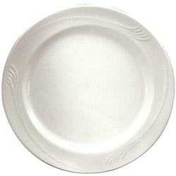 "Oneida Dinnerware 6 1/4"" Undecorated Espree Plate"