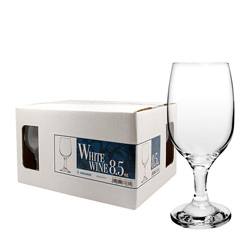Challenger 8.5-Oz White Wine Glass, Case of 12