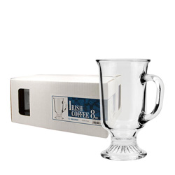 Challenger 8 oz Irish Coffee Mug