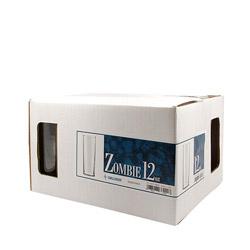 Challenger 12 oz Zombie Glass