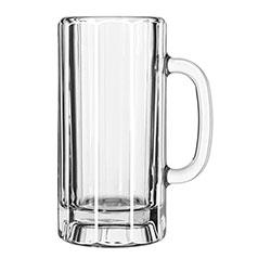 Libbey Paneled Beer Mug, 22 Oz