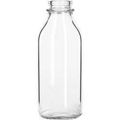 Libbey Milk Bottle 33.5 oz