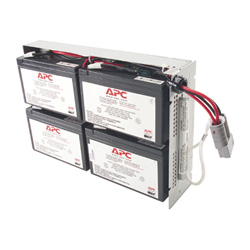 APC RBC23 Replacement Battery Cartridge #23 - UPS Battery - Lead Acid