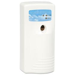 Hospeco Stratus II Metered Aerosol Dispenser, , 5 in x 3.75 in x 8.5 in, White