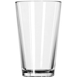 Libbey 308191 12 Ounce Heat Treated Beverage Mixing Glass