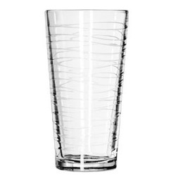 Libbey Casual Waves 20 Oz. Beverage Glass