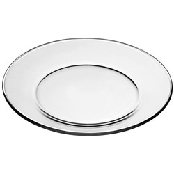 "Libbey 1788489 10.5"" Moderno Dinner Plate"