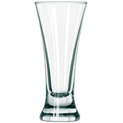 Libbey Heat Treated Pilsner Glass, 4.75 Oz