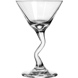 Libbey 37339 7.5 Ounce Embassy Z-Stem Martini Glass