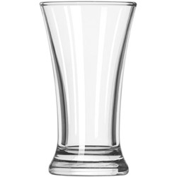 Libbey 243 2.5 Ounce Flare Shooter Glass