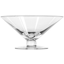 Libbey 1789306 59 Ounce Super/Flare Footed Bowl