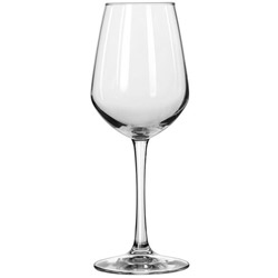 Libbey 12.5-Oz Tall Wine Glass, Case of 12