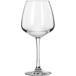Libbey Vina Diamond 18.25-Oz Balloon Wine Glass, Case of 12