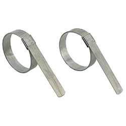 """Band-It 37020 4"""" x 5/8"""" 201ss Center Punch Clamp"""