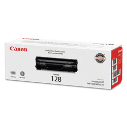 Canon Cartridge 128 - Toner Cartridge, Black