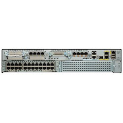 Cisco 2921 Integrated Services Router - router