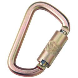 DBI/Sala Saflok Carabiner, 3600 lb Capacity, Steel