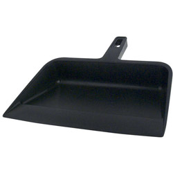 Continental Black Dust Pan