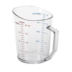 Cambro Measuring Cup 1 Quart Clear