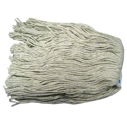 Anchor Cotton Saddle Mop Head, 16 oz, For Wingnut, Quickway, Big Jaw Handles