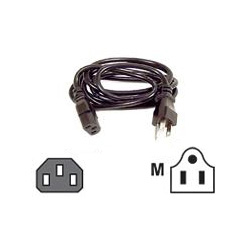 Belkin F3A104-15 PRO Series Power Cable - 15 Ft